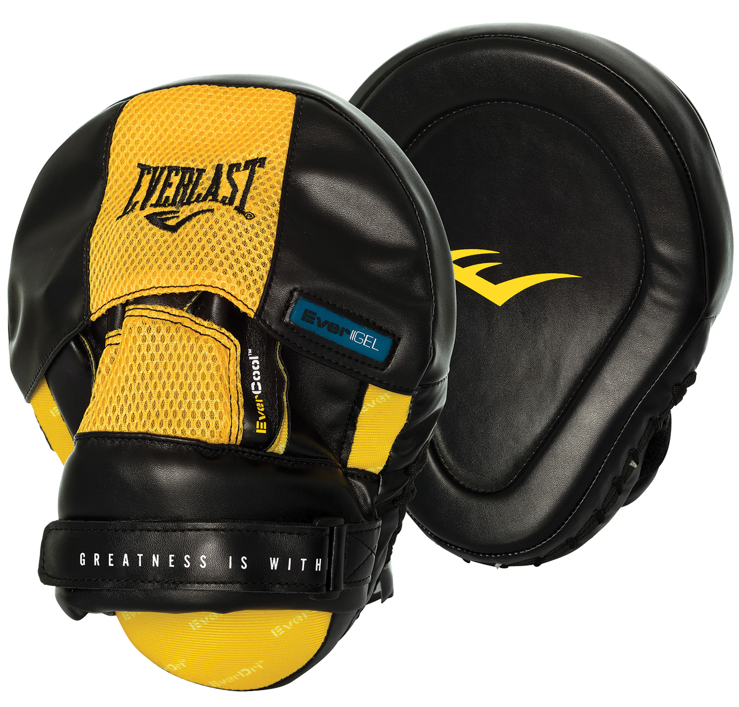 EVERGEL PRECISION PUNCH MITTS