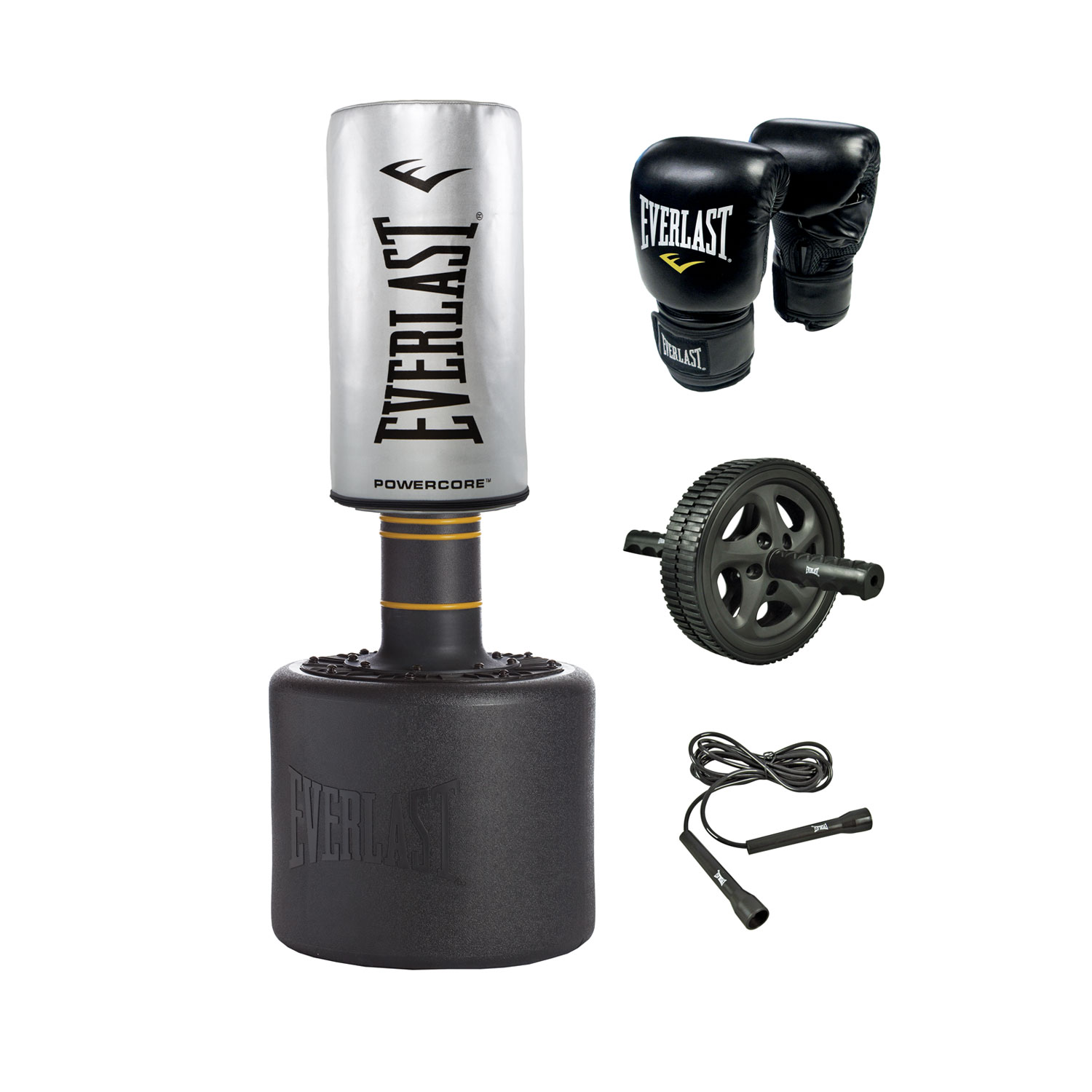 Punch Bag & Fitness Accessories