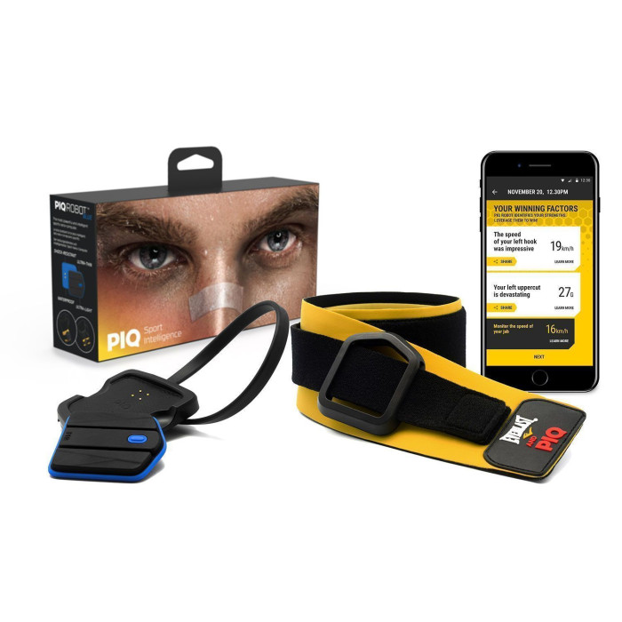 Everlast PIQ Boxing Tracker