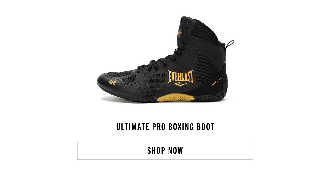 Ultimate Pro Boxing Boot