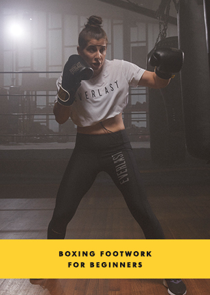 BOXING FOOTWORK FOR BEGINNERS