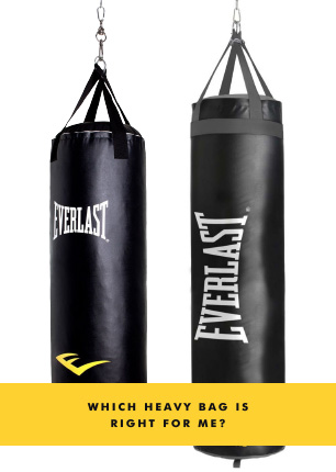 WHICH HEAVY BAG IS RIGHT FOR ME?